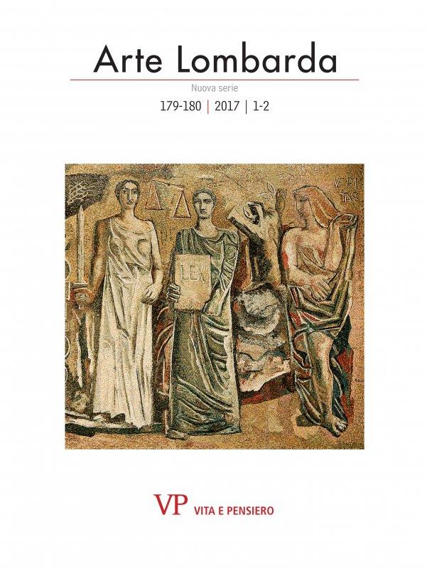 ARTE LOMBARDA - 2017 - 1-2