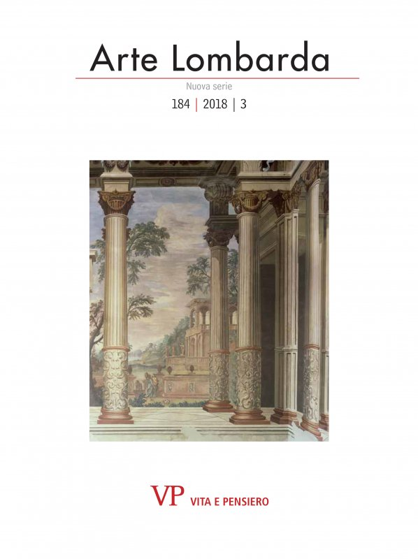 Inediti affreschi in Santa Clara a Pavia: studi alla luce della circolazione di modelli seriali nella Lombardia di fine Quattrocento