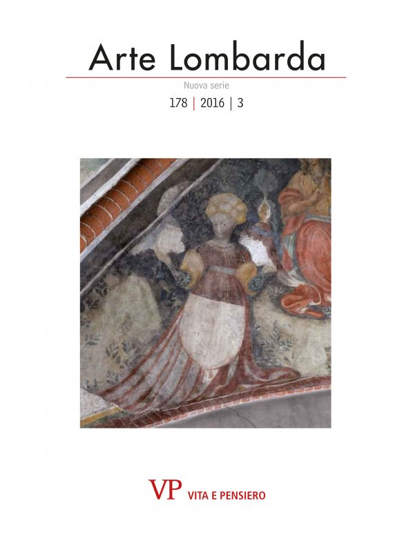 Influssi dell'India antica nell'arte dell'Occidente medievale. Un apologo d'origine indiana nella chiesa di San Francesco a Pozzuolo Martesana