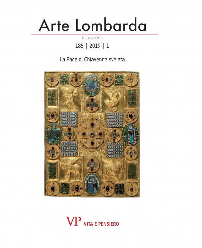 Materiali inorganici della Pace di Chiavenna: oro e smalti