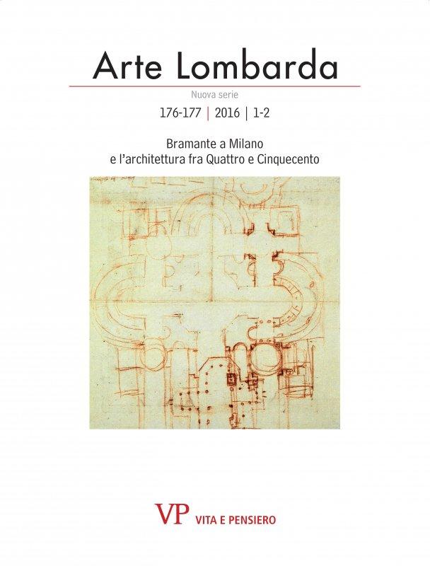 «Senza rinnegare il suo molto significativo soprannome». L'esempio di Bramante architetto nella pittura di Bramantino (1485-1495)